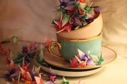 Amber Waugh, The Tea Cup and the Crane