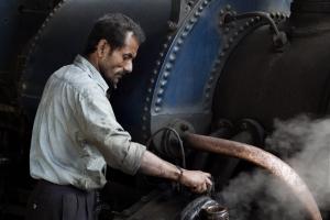 Matthew Carne, Steam Engineer at Simia